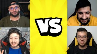 KODLU YOUTUBER vs KODSUZ YOUTUBER !!! - Brawl Stars