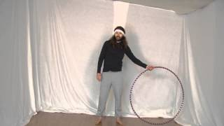 Beginner Hula Hoop Tricks Vol 1: Hand Hooping in Lasso