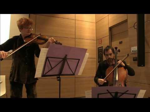 Inaugurazione Casa Gramsci - parte 2.0 (Xenia Ensemble)