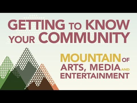 Mountain of Arts, Media and Entertainment