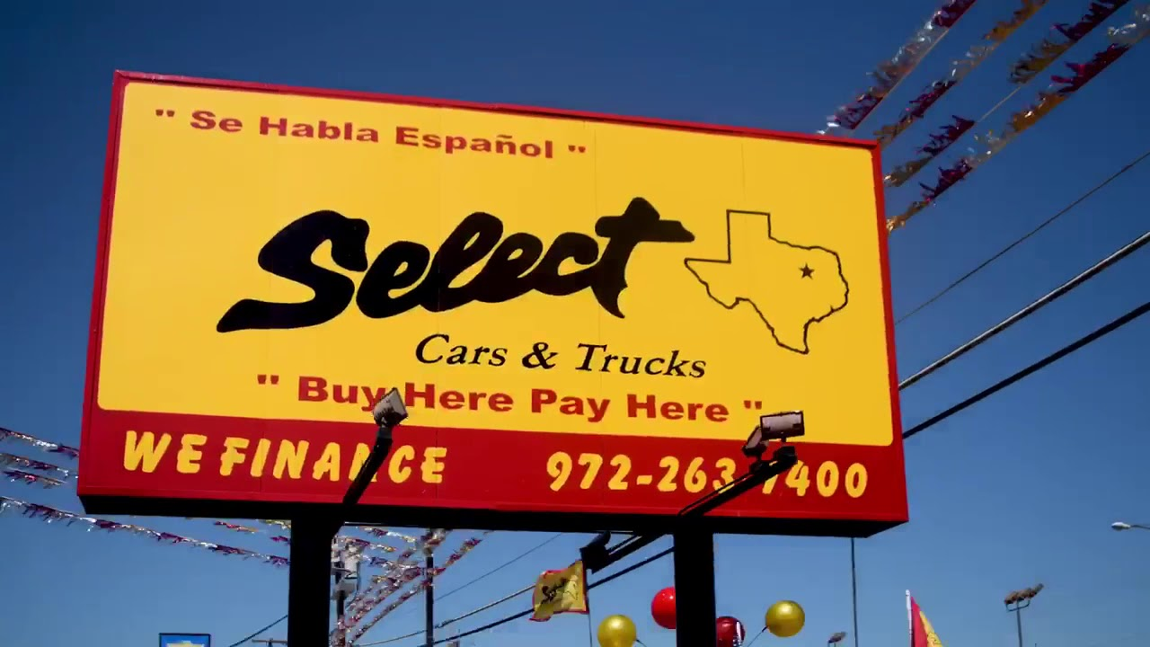 Select Cars & Trucks - Used Auto Sales, Service, and Parts