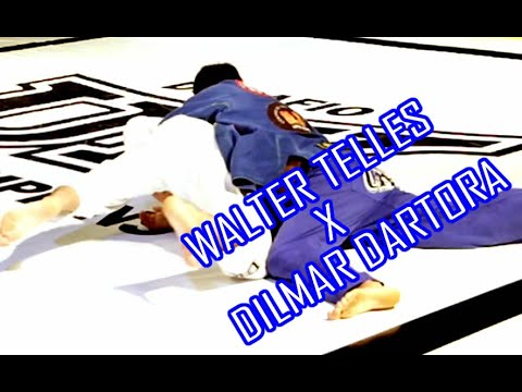 WALTER TELLES X DILMAR DARTORA - DEFASIO DAS EQUIPES