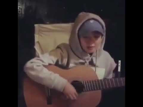 Kim Go Eun Playing Guitar