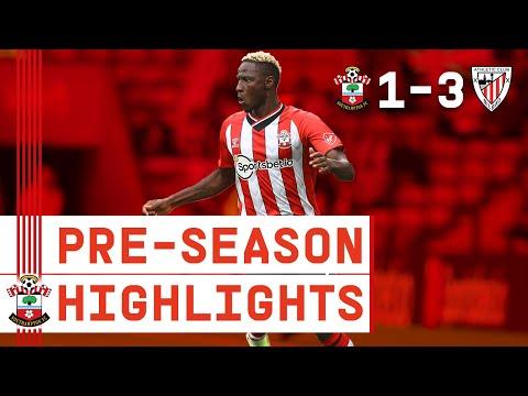 HIGHLIGHTS: Southampton 1-3 Athletic Club | Pre-Season Friendly