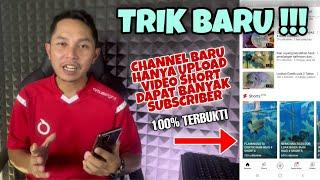 Trik banyak Subscriber dari Video SHORTS Youtube