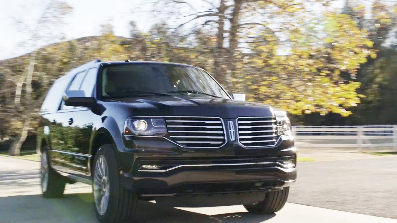 ▻ 2015 Lincoln Navigator unveiled - YouTube