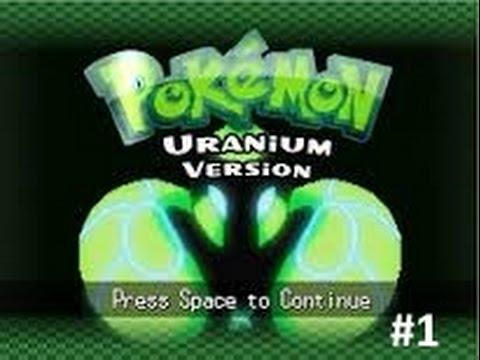 Pokemon Uranium Ep 1