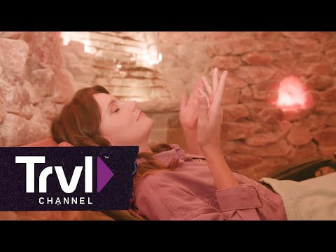 A Deep Breath of Salt Therapy - Travel Channel