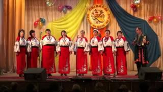 Народний жіночий вокальний ансамбль  Любисток  ( с.Утішків ) - Клип ... 69c7523381be5