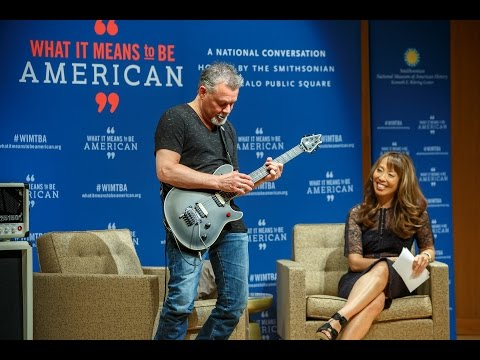 Interview with Eddie Van Halen: Is Rock 'n' Roll All About Reinvention?
