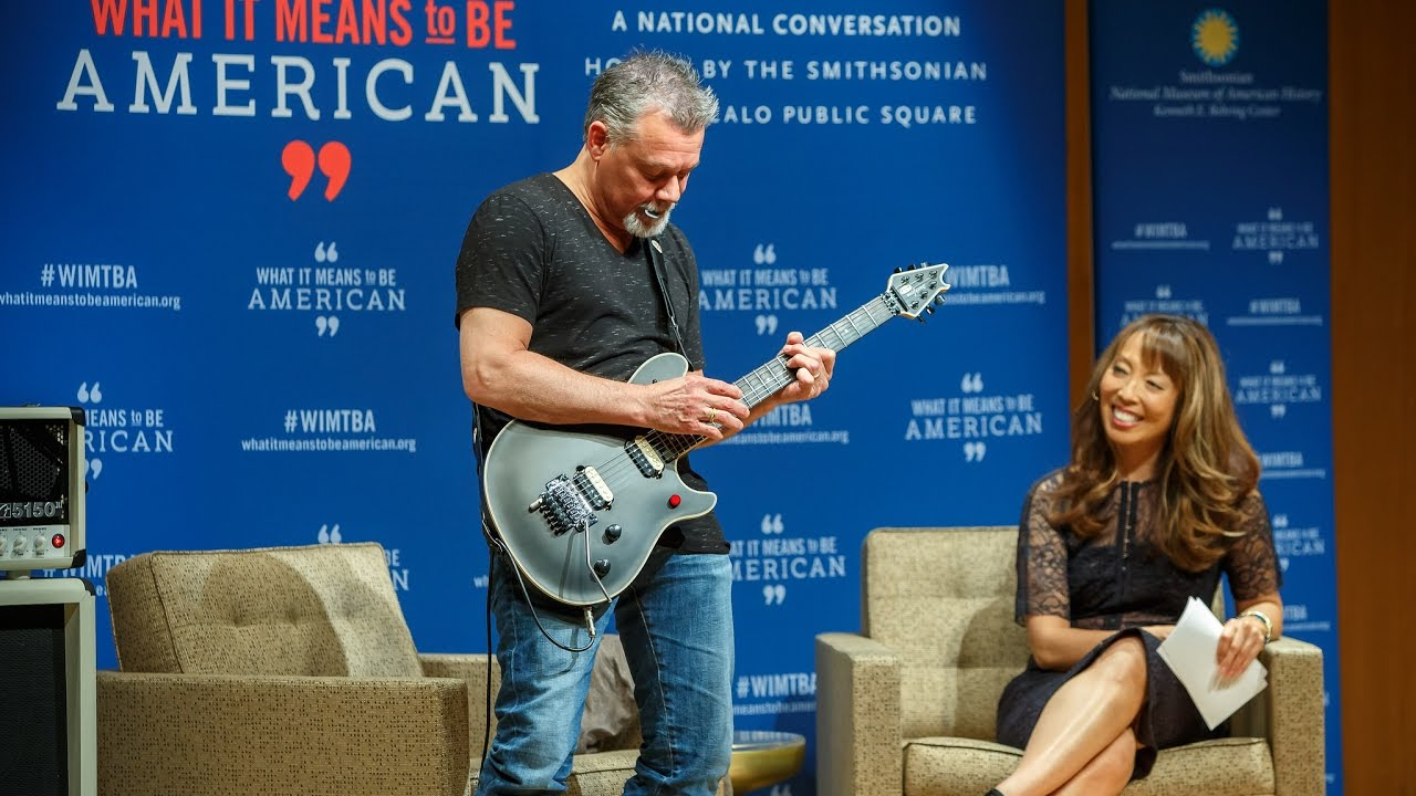 182a180bf Interview with Eddie Van Halen  Is Rock  n  Roll All About Reinvention