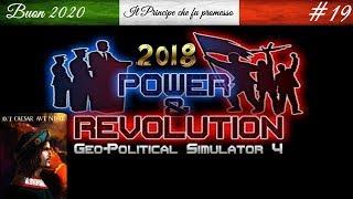 Geopolitical Simulator 4 P&R 2018 Italia Borgia: #19