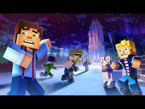 Minecraft: Story Mode - Season Two - EPISODE TWO TRAILER