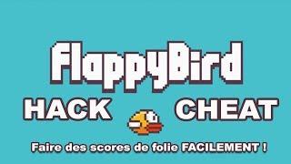 FLAPPY BIRD HACK / CHEAT iOS | FR • Faire des scores de folie facilement à Flappy Bird !