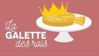 La galette des rois - Les carnets de Julie La tradition de l'épipha...