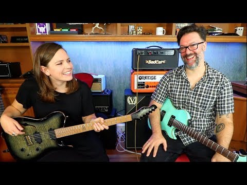 Chappers Show & Tell - Featuring Mary Spender, Bad Cat, Fender and Mesa Boogie