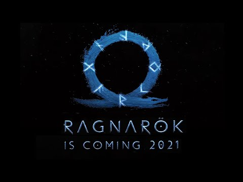 God of War: Ragnarok - Official PS5 Reveal Teaser Trailer