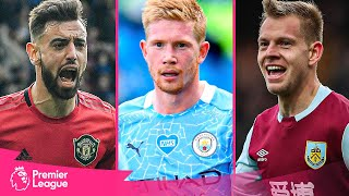 BEST Premier League Goals | 2019/20 | Fernandes, De Bruyne, Vydra & more!