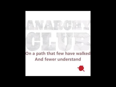 Anarchy Club - A Single Drop Of Red (The Gentlemen) [Lyrics / ᴴ�p]