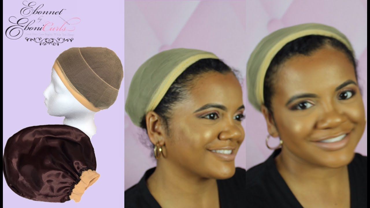 Satin Lined Wig Cap | Protective Style With Wigs | Lace Front
