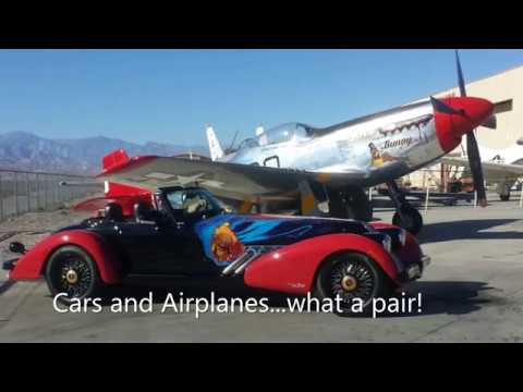 DiMora Vicci On The Runway YouTube - Bermuda dunes airport car show