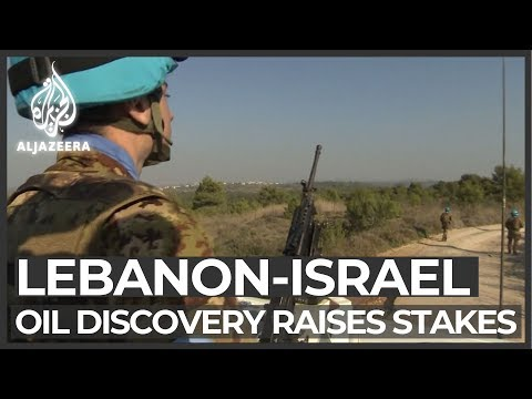 Oil discovery raises stakes between Israel and Lebanon