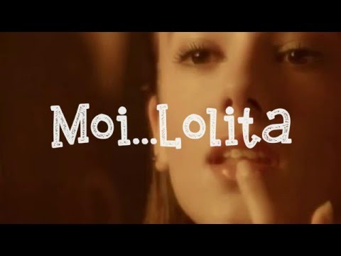 Moi Lolita - Alizée (Lyrics video)