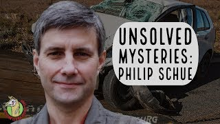 Gambar cover Unsolved Mysteries: Philip Schue