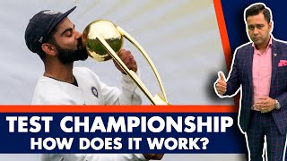 HOW does the TEST CHAMPIONSHIP work?   #AakashVani