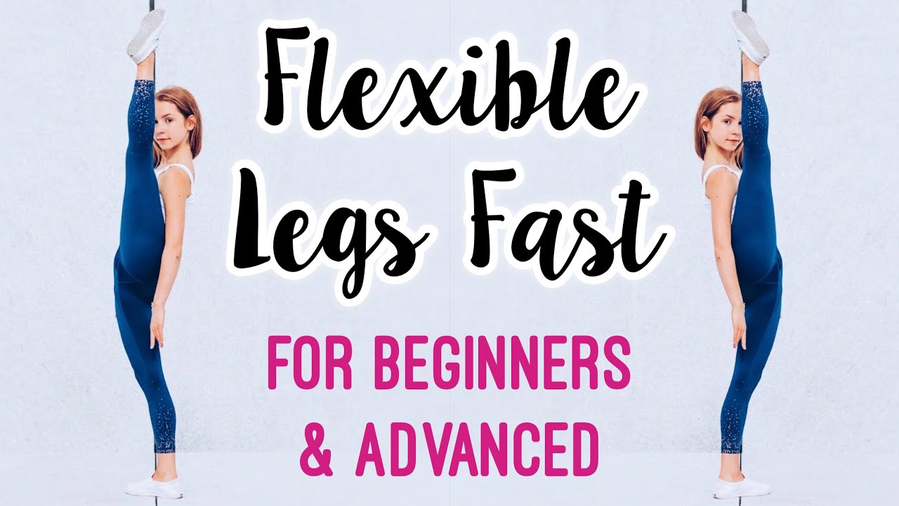 Download Get Flexible Legs! Stretches for Leg & Hip Flexibility