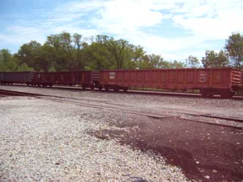 Freight moving through Conpit