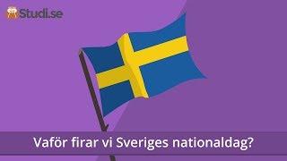 Varför firar vi Sveriges nationaldag? - Studi.se