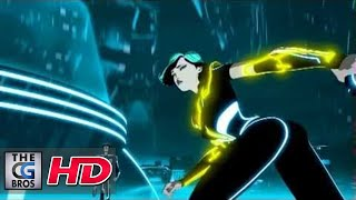 TRON- Uprising - Official Trailer #2 - Disney XD (2012)