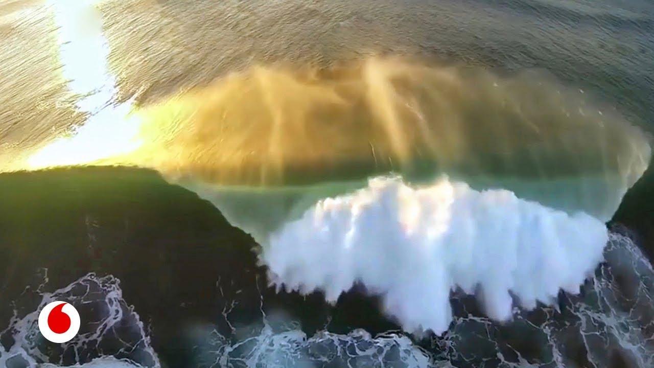 Una energía limpia, inagotable y potente: la fuerza del mar