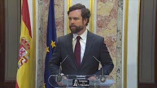 "Vox augura un ""gobierno del Frente Popular"""
