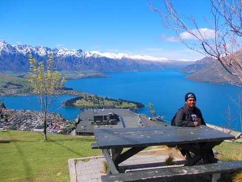 Jhaz Kitaro Travel 38: New Zealand (Oct 2013)