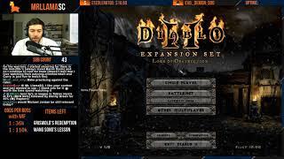 Diablo 2 - Holy Grail Sorc (04/15/2019) - NOT AGAIN!