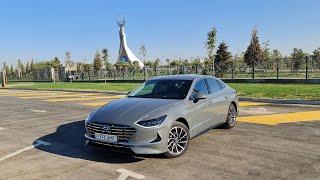 Hyundai Sonata 2021 длительный тест-драйв, обзор и размышления об автомобиле в Узбекистане