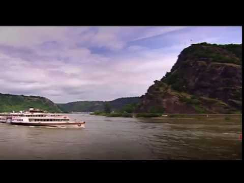 Middle Rhine Valley river cruise- UNESCO World Heritage site in Germany