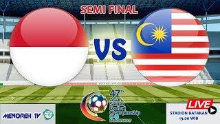 INDONESIA PELAJAR U-18 VS MALAYSIA U-18   47th AFSC U-18/2019