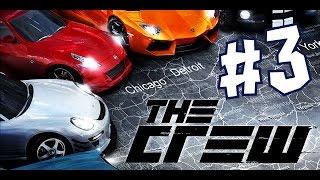 The Crew - Закрытый бета тест на PC - Ч.3 - Доставка, дрифт и копы