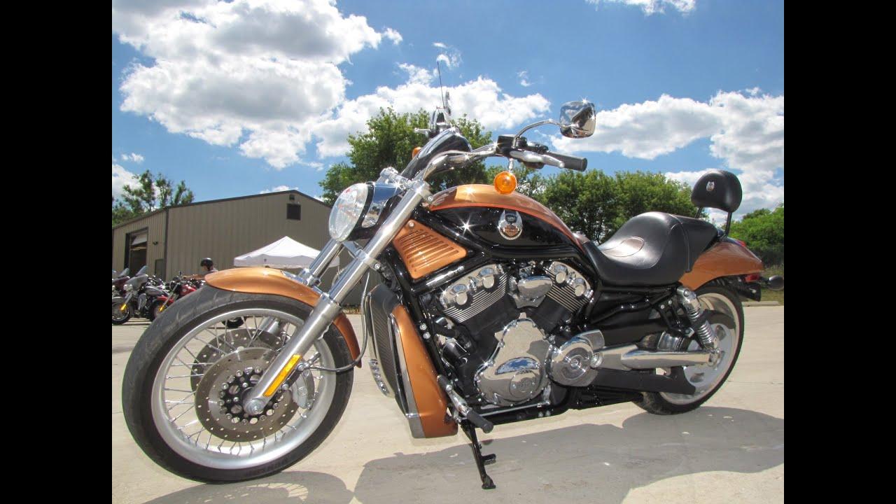 2008 Harley Davidson V ROD VRSCA ANNIVERSARY EDITION