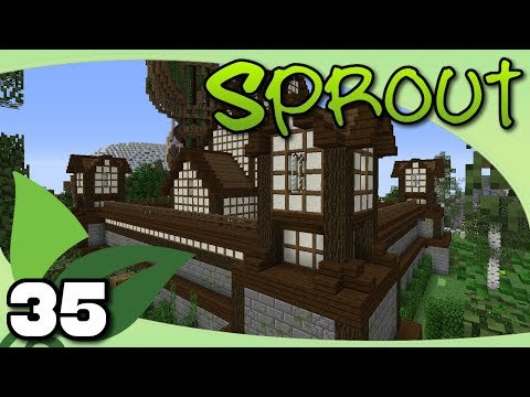 Sprout - Ep. 35: Finishing the Towers & Walls