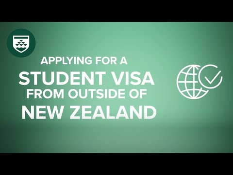 Apply for your visa from outside of New Zealand (Offshore)