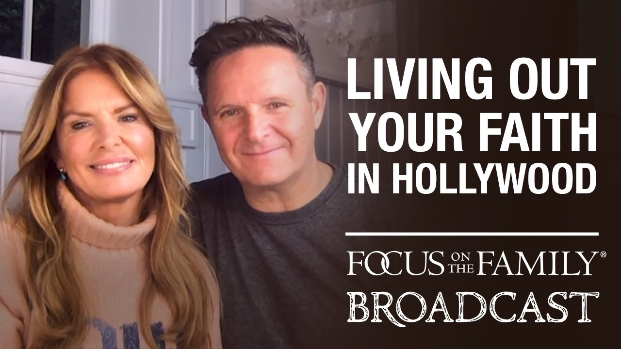 Living Out Your Faith in Today's Culture - Mark Burnett & Roma Downey