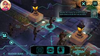 XCOM:ENEMY WITHIN. PART:1 (ANDROID)