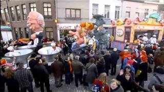Carnavalsstoet Aalst 2011 6-3-2011