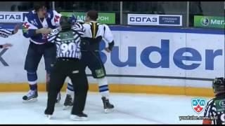 Евгений Артюхин VS Джош Граттон / Artyukhin - Gratton fight