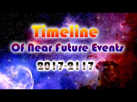 TIMELINE OF FUTURE EVENTS [2017-2117] FULL-HD  [PART 1 - NEAR FUTURE]