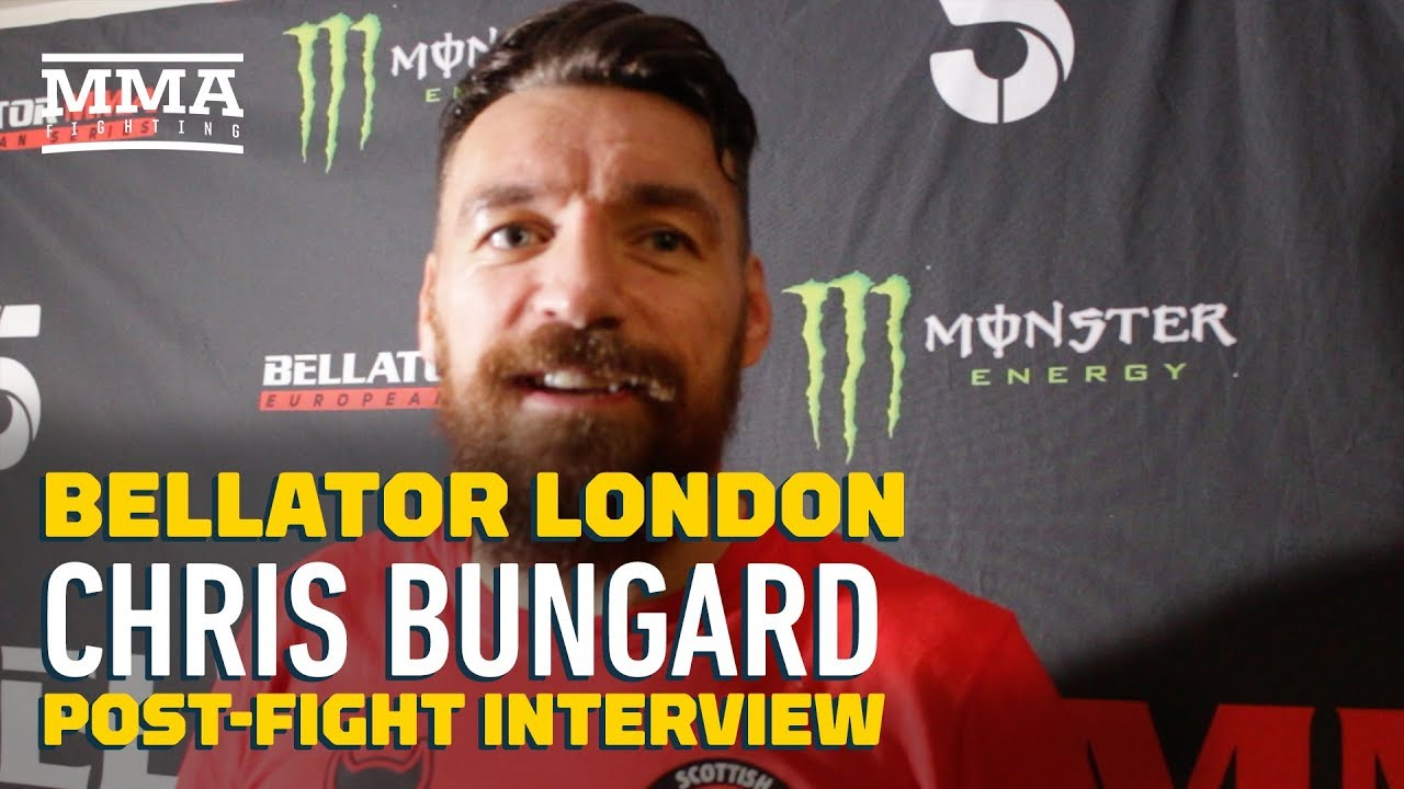 Chris Bungard Calls for Dublin Clash With 'Psycho Ex-Girlfriend' Peter Queally - MMA Fighting